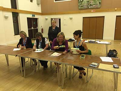 Neighbourhood Plan Referendum Count